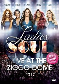 Cover Ladies Of Soul - Live At The Ziggo Dome 2017 [DVD]